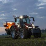 LH Liftin Kolmipistenostolaitteiden osia käytetään Massey Fergusonin uuden 5S-traktorimalliston sarjatuotannossa.