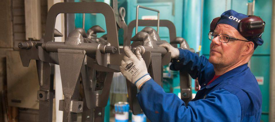 LH Lift tekee tehokasta ja tarkkaa sarjatuotantoa metalliteollisuudelle